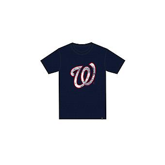 47 Mlb-Washington Nationals Club T-shirt