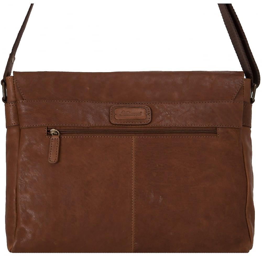 messenger bag skinn