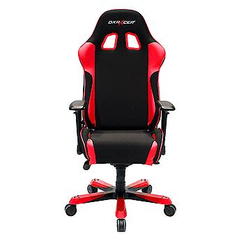 DX Racer DXRacer OH/KS11/NR High-Back Executive Office Chair Strong Mesh+PU Ergonomic Chair(Black)