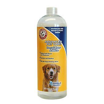 ARM & Hammer huono hengitys ja hammaskiveä valvonta Pet Dental huuhtele, 32 oz