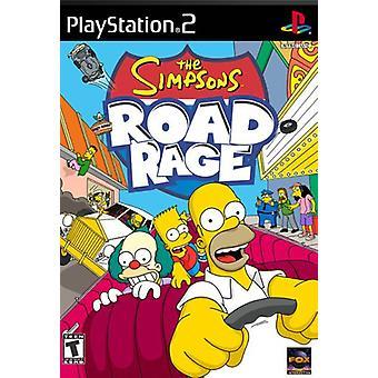 Simpsons Road Rage (PS2) - Neu
