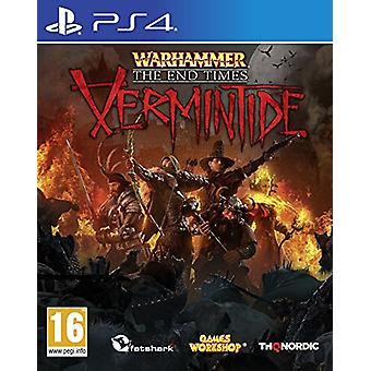 Warhammer End Times - Vermintide (PS4) - New