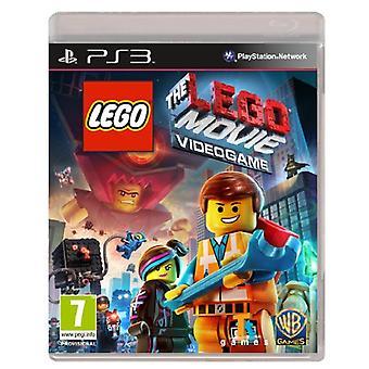 LEGO Elokuvavideopeli (PS3) - Uusi