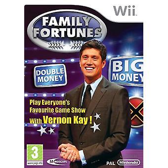 Family fortunes (Wii)-in de fabriek verzegeld