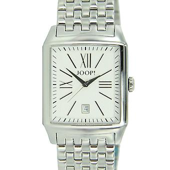 Joop mens watch JP101101F08 movimento gents analogici al quarzo in acciaio inox