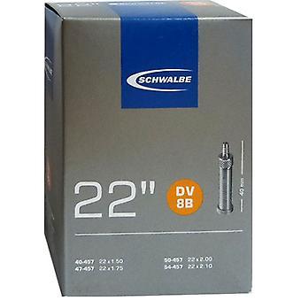 SCHWALBE DV 8B cykel tube 22″