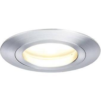 Paulmann moeda 92824 LED embutido luz 7 W quente branco alumínio