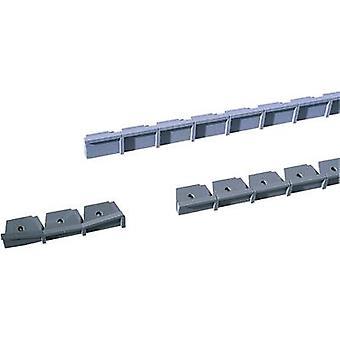 Auhagen 41201 H0 6 kawałek à 241 x 7 mm + 6 szt à 52 x 7 mm