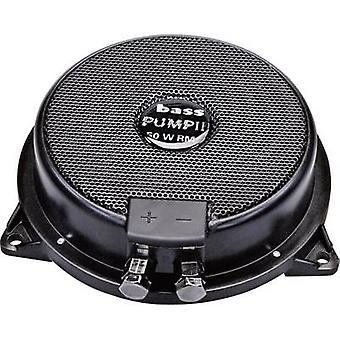 Sinuslive Bass-Pump III Car subwoofer passive 130 mm 80 W 4 Ω