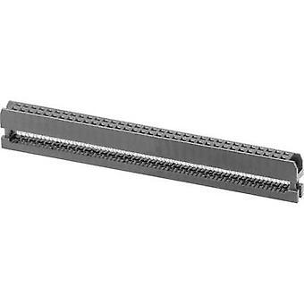W & P producten 343-40-60-1 polige Connector aantal pins: 2 x 20