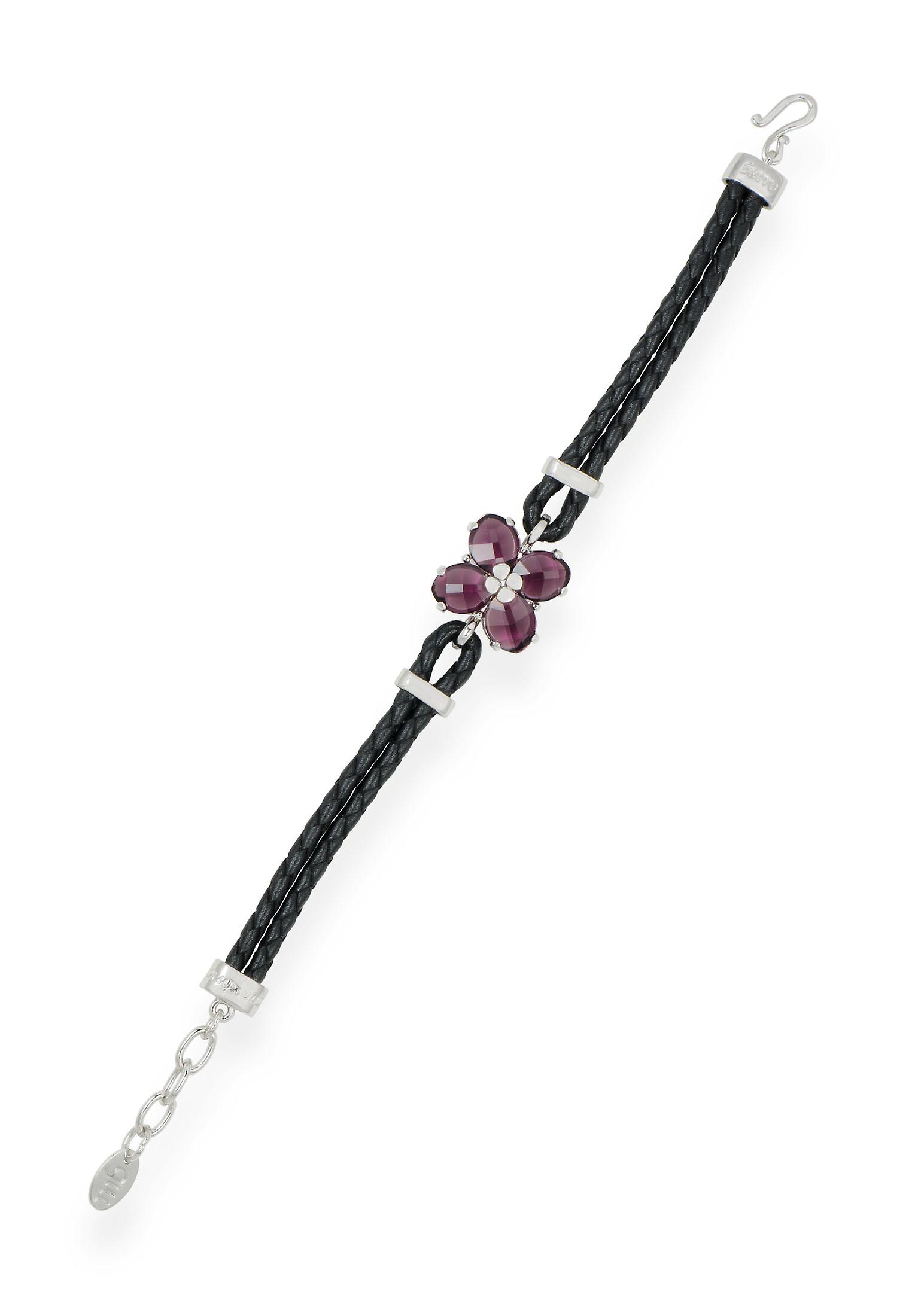 Multicolor bracelets with crystals from Swarovski 6320