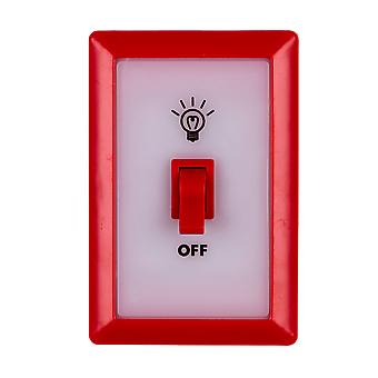 TRIXES barnens LED Switch natt ljus röd Julstrumpa Filler