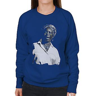 Nina Simone At The Royal Albert Hall 1998 Women's Sweatshirt