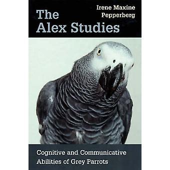 Alex-Studien - kognitiven und kommunikativen Fähigkeiten des grauen Parro