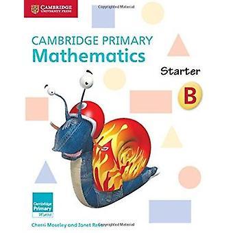 كامبريدج الرياضيات الابتدائي Starter كتاب النشاط ب-كاتب من تشي