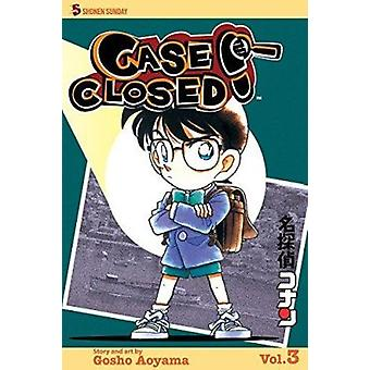 Case Closed by Gosho Aoyama - Gosho Aoyama - 9781591165897 Book