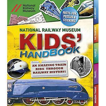 National Railway Museum Kids' håndbog - 9781780973487 bog