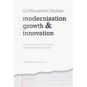 EU Public Procurement - Modernisation - Growth and IInnovation - Discu