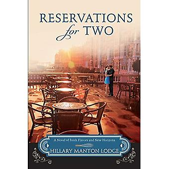 Reservations for Two (Two Blue Doors)