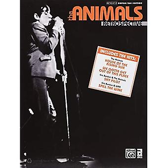 The Animals: Retrospective (Guitar Tab Editions)