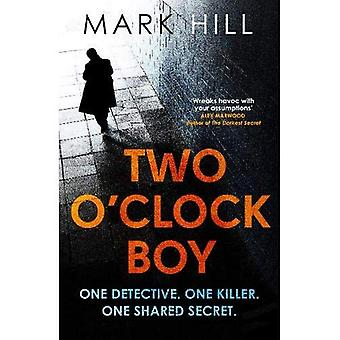 Ragazzo 2: Un detective. Un assassino. Un segreto condiviso.