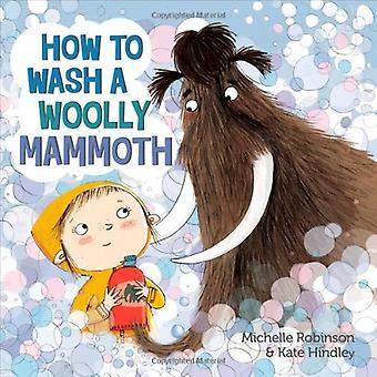 Hur man tvättar en ullig mammut