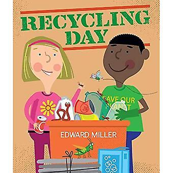 Recycling van de dag