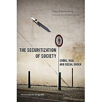 La sécurisation de la société: Crime, risque et l'ordre Social (Alternative criminologie)