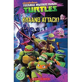 Teenage Mutant Ninja Turtles: Kraang Attack! (Popcorn Readers)