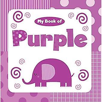 Mon livre de pourpre (mes couleur livres) [cartonné]