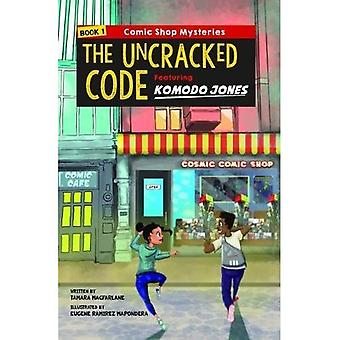 The The Uncracked Code (The Comic Shop Mysteries)