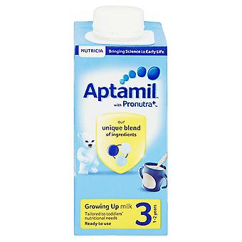 APTAMIL INF MILK RTD STAGE 3 GROWING UP 200ML