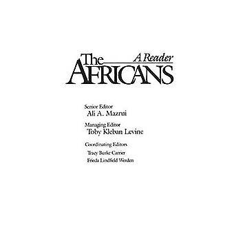 Der Afrikaner A Reader von Mazrui & Ali A.