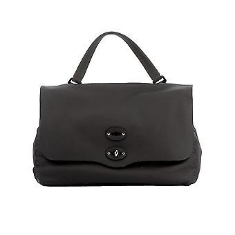 Zanellato 6134p611 Dames's Brown Leather Handtas