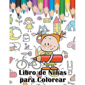 Libro de Nias para Colorear by Enterprises & Mojo