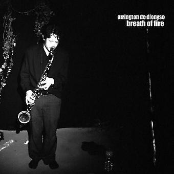 Arrington De Dionyso - Breath of Fire [CD] USA import