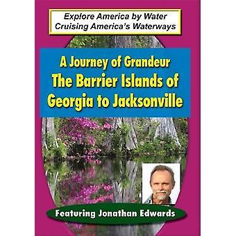 Journey of Grandeur: Barrier Island of Georgia [DVD] USA import