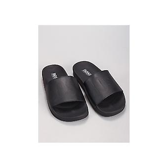 Boss Junior Sliders Embossed