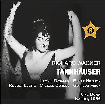Wagner - Tannhauser [CD] USA import