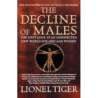 The Decline of Males - The First Look at an Unexpected New World for M