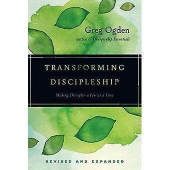 Transforming Discipleship by Mr Greg Ogden - 9780830841318 Book