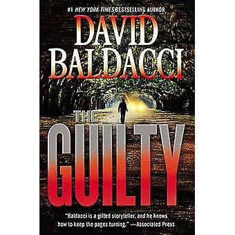 The Guilty by David Baldacci - 9781455586431 Book