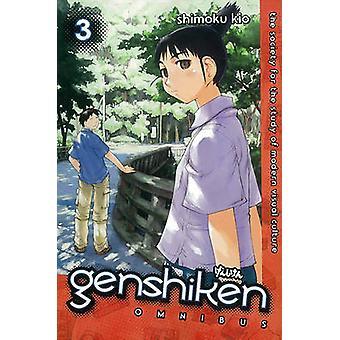 Genshiken Omnibus 3 by Shimoku Kio - 9781612620626 Book