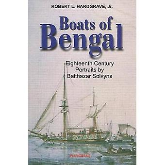 Boats of Bengal - Eighteenth Century Portraits by Balthazar Solvyns by