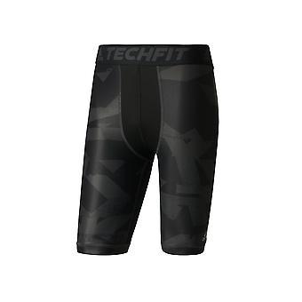 Adidas Techfit Chill Print CD3891 koulutus kesä miesten housut