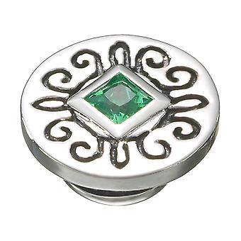 KAMELEON Emerald Ice Sterling Silver JewelPop KJP388