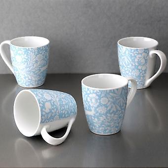 Portmeirion Studio Hide and Seek Mugs, Set of 4