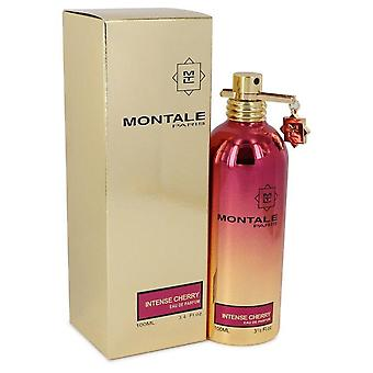 Montale Intense Cherry Eau De Parfum Spray (Unisex) Par Montale 100 ml