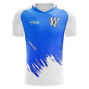 2020-2021 Huddersfield Tredje Koncept Fodbold trøje