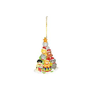 Gisela Graham Resin Cat Stack Christmas Decoration | Gifts Handpicked